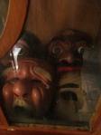 Masks by I Wayan Tangguh
