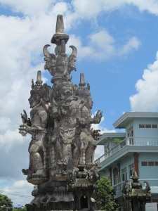 Roundabout: Klungkung