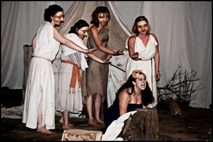 Andromache and the Chorus